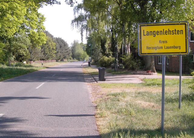 Langenlehsten-ortseingang