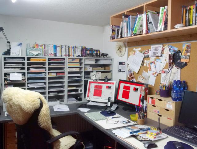 Büro von Christiana Kohn - W&K netpublishing